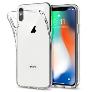 Spigen liquid crystal Iphone X case