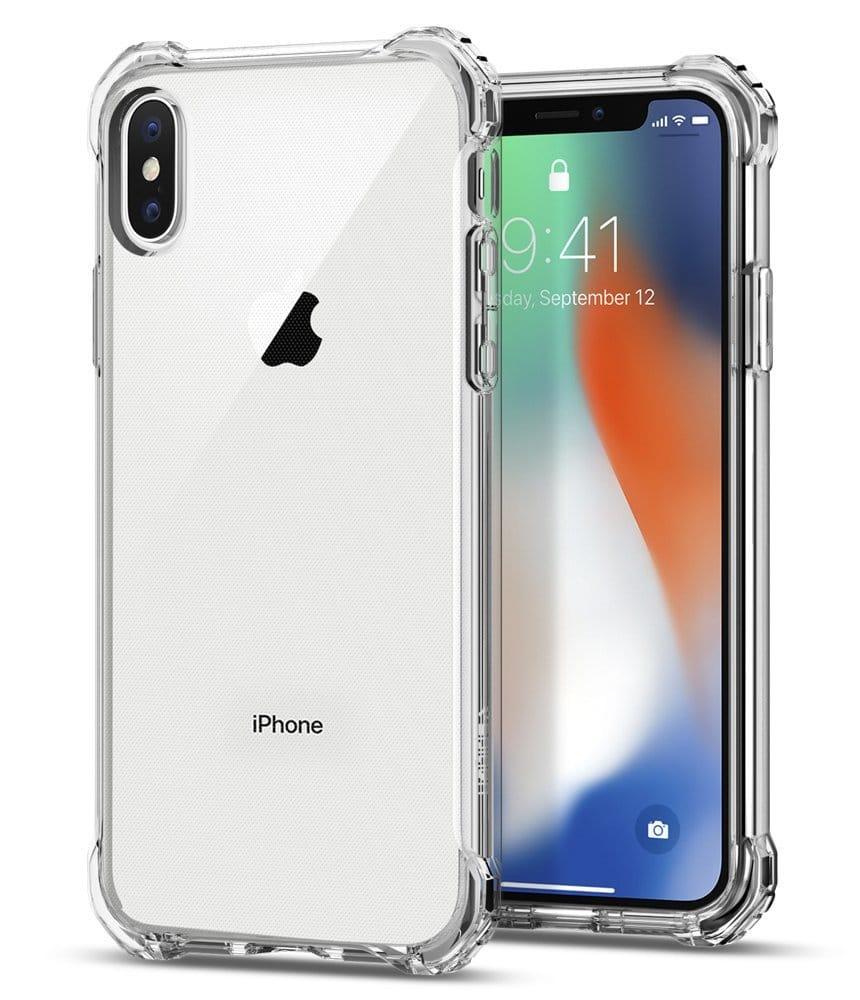 Spigen Rugged Crystal iPhone X Case