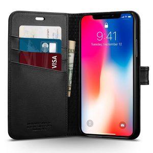 Spigen Wallet S iPhone X Case